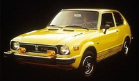 1975 Honda Civic Overview