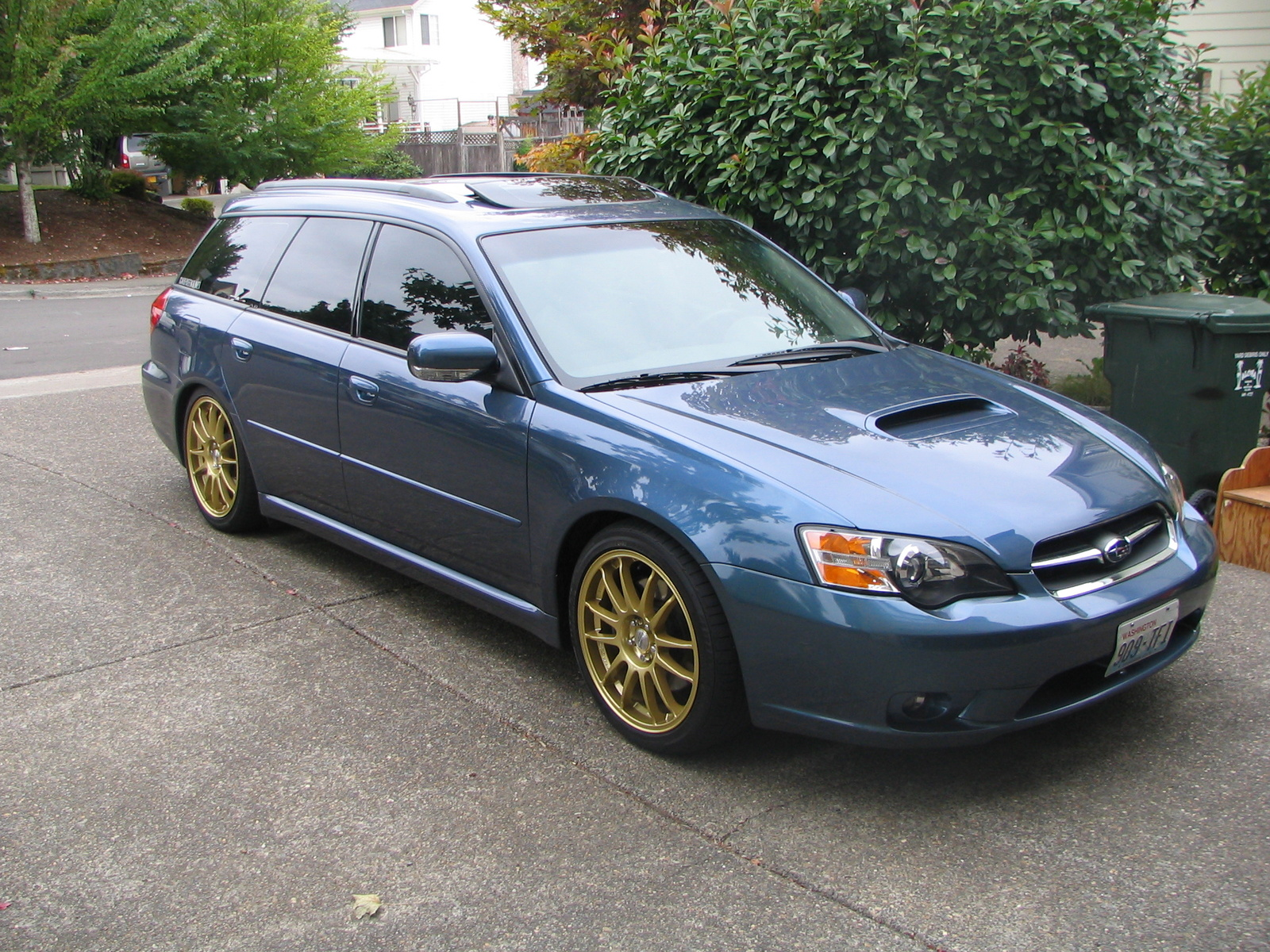 Roof rack systems for the legacy wagon page 18 subaru legacy forums