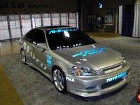1999 Opel Vectra, 2003 honda civic