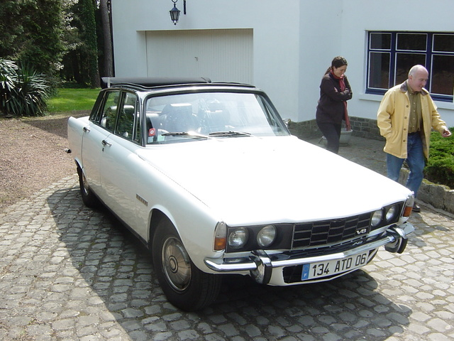 Picture of 1975 Rover 3500, gallery_worthy