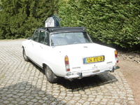 1975 Rover 3500 Overview