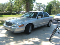 2003 Mercury Grand Marquis Overview