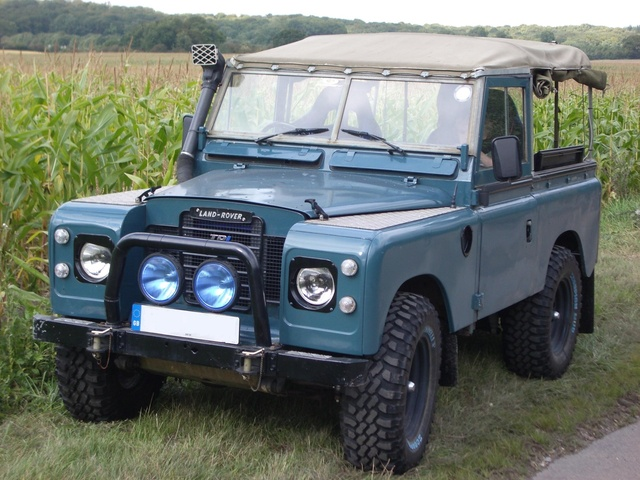 1980 Land Rover Series III - Other Pictures - CarGurus