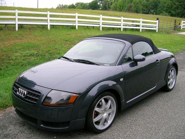 2003 Audi TT Reviews and Rating  Motor Trend