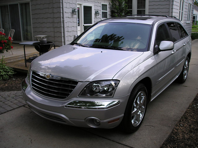 2006 chrysler pacifica pictures cargurus. Cars Review. Best American Auto & Cars Review