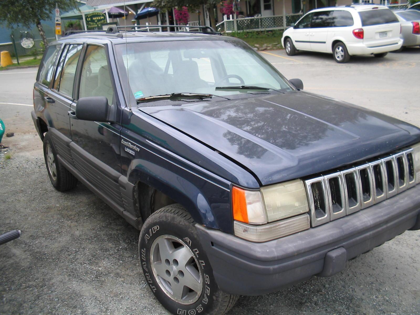 1994 Jeep Grand Cherokee repair Manual