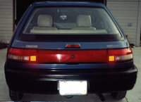 Picture of 1991 Mazda 323 Hatchback