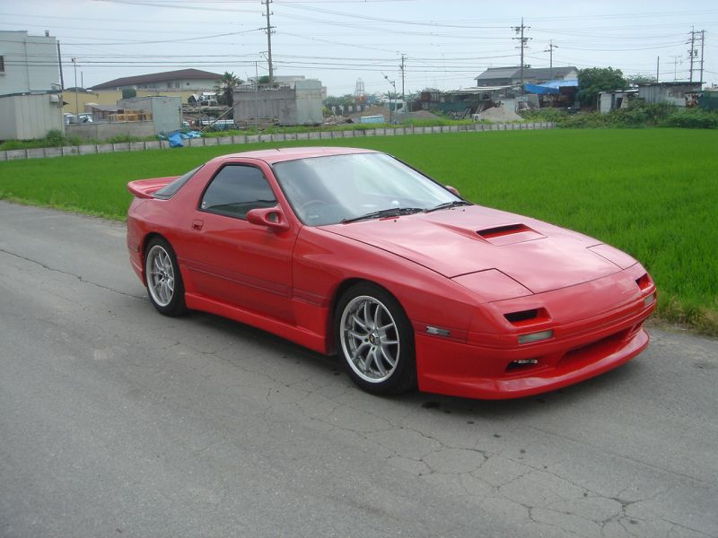 1991 Mazda Rx 7 Other Pictures Cargurus