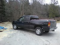 Picture of 2002 Chevrolet Silverado 1500 Ext Cab Short Bed 4WD, gallery_worthy