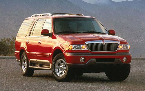 2002 Lincoln Navigator Base 4WD picture