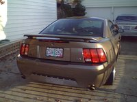 Picture of 2002 Ford Mustang GT Deluxe, gallery_worthy
