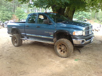 Picture of 2004 Dodge Ram Pickup 2500 Laramie Quad Cab SB 4WD, exterior