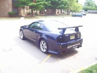 2001 Ford Mustang SVT Cobra 2 Dr STD Coupe picture
