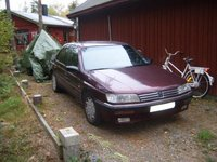 1992 Peugeot 505 Overview