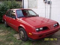 Picture of 1986 Pontiac Sunbird