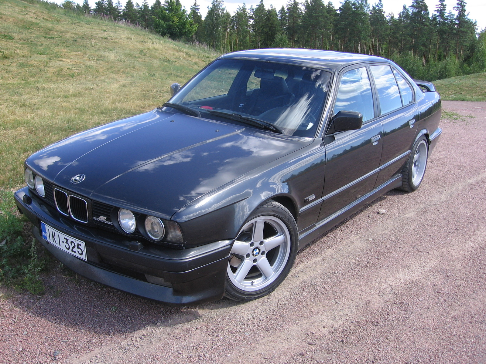 1992 Bmw 5 Series - Pictures