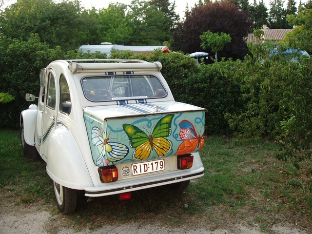 Picture of 1985 Citroen 2CV, gallery_worthy