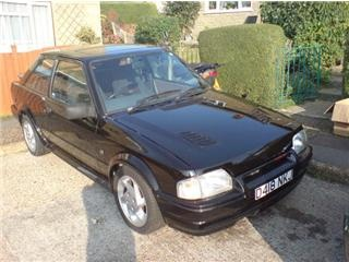 Picture of 1987 Ford Escort
