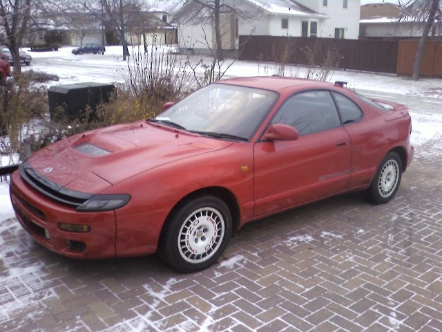 Picture of 1991 Toyota Celica All-Trac Turbo AWD Hatchback, gallery_worthy