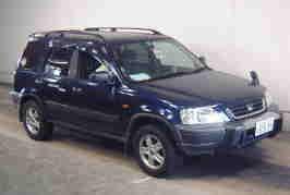 Picture of 1996 Honda CR-V LX