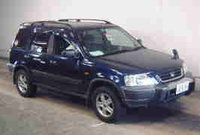 1996 Honda CR-V Picture Gallery