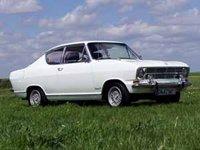 1967 Opel Kadett Overview