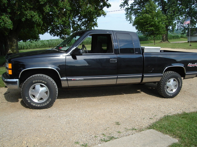 2002 Gmc Sierra 3500 Sl Extended Cab Reviews >> 1997 GMC Sierra 1500 - Pictures - CarGurus