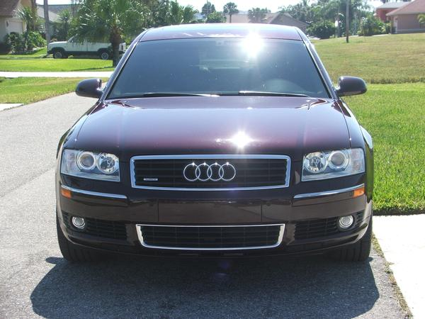 2004 Audi A8. 2004 Audi A8 4 Dr L quattro