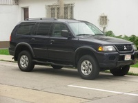 Mitsubishi Montero Sport Overview
