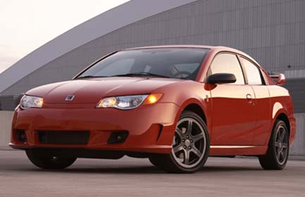 2006 Saturn ION 2 Manual picture