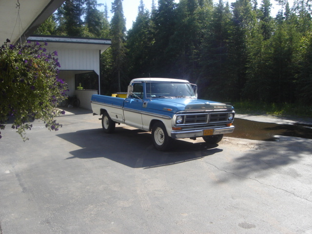 Picture of 1972 Ford F-250