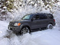 2003 Toyota Sequoia Limited 4WD picture, exterior