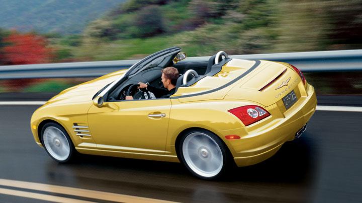Chrysler Crossfire SRT-6 SRT-6 Roadster - Pictures - 2006 Chrysler ...