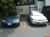 1997 Honda Civic EX, 1997 Honda Civic 4 Dr EX Sedan picture