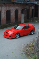 2000 Ford Mustang SVT Cobra 2 Dr STD Coupe picture