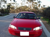 2001 Toyota Camry picture