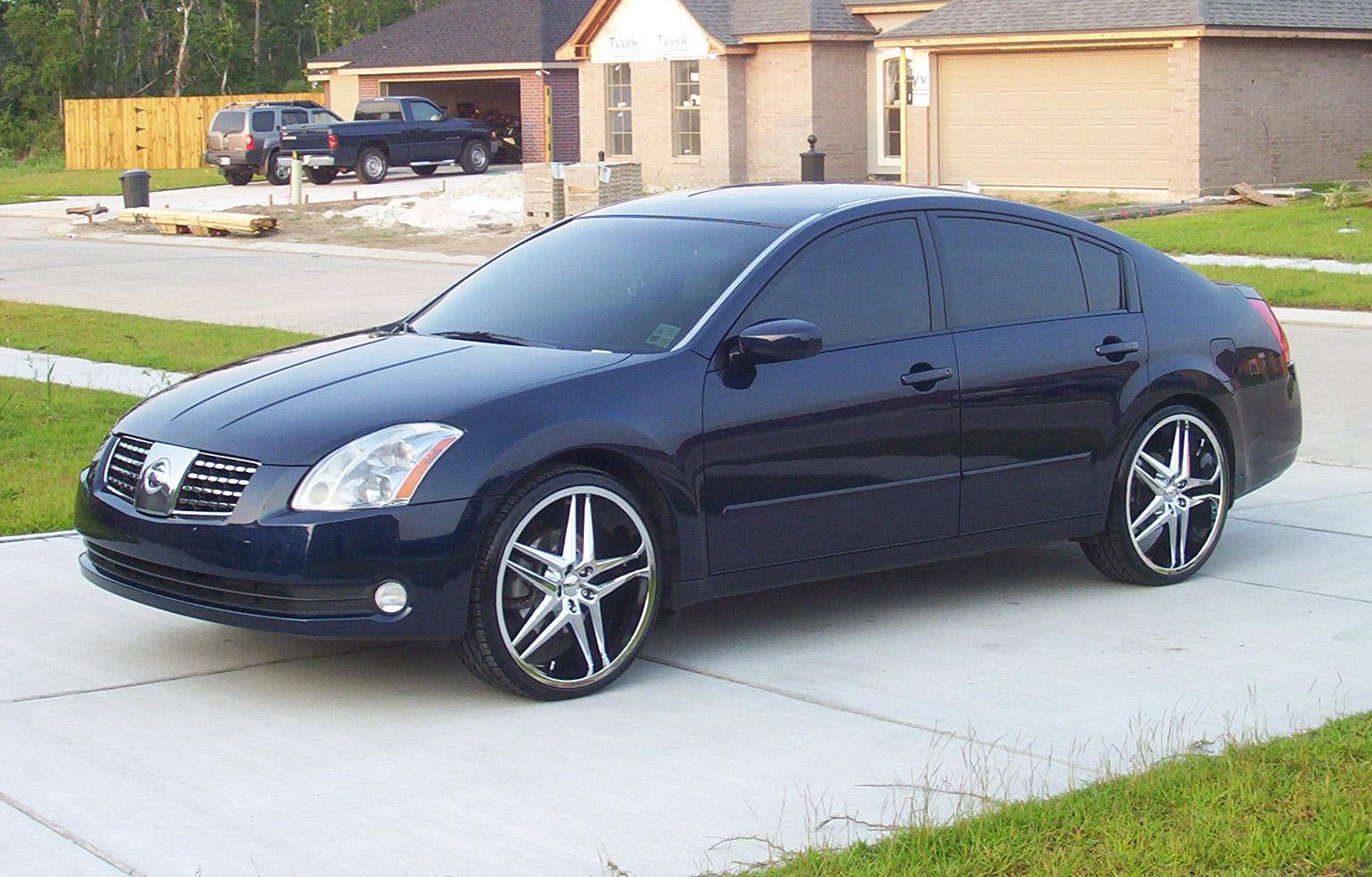 2004 Nissan Maxima Pictures Cargurus