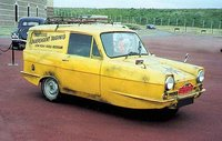 1980 Reliant Robin Overview