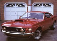 Picture of 1969 Ford Mustang Boss 429 Fastback RWD, gallery_worthy