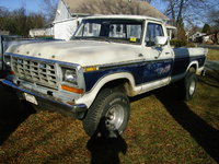 1979 Ford F-150, 1979 f-150 351-M 4x4, gallery_worthy