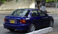 Picture of 1995 Hyundai Accent