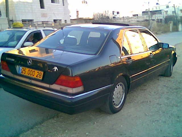 Mercedes Benz S Class Dr S Swb Sedan Pic