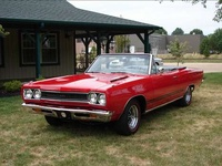 1968 Plymouth GTX picture