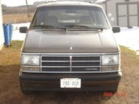 Picture of 1990 Dodge Grand Caravan 3 Dr LE Passenger Van Extended
