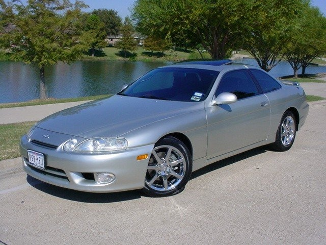 Picture of 2000 Lexus SC 300 Base, exterior