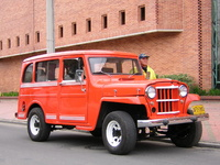 1963 Jeep Wagoneer Overview