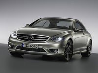 2008 Mercedes-Benz CL-Class Picture Gallery