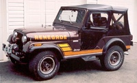 1983 Jeep Cherokee Picture Gallery