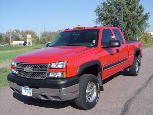 Picture of 2006 Chevrolet Silverado 2500HD 2LT Extended Cab LB 4WD