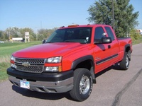 2006 Chevrolet Silverado 2500HD Overview